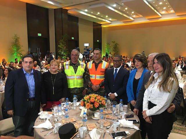 Mopc celebra 2 millones de asistencias en protección y seguridad vial