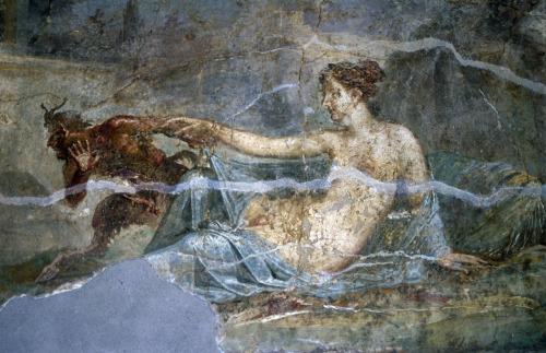 Pan Uncovering Hermaphroditus