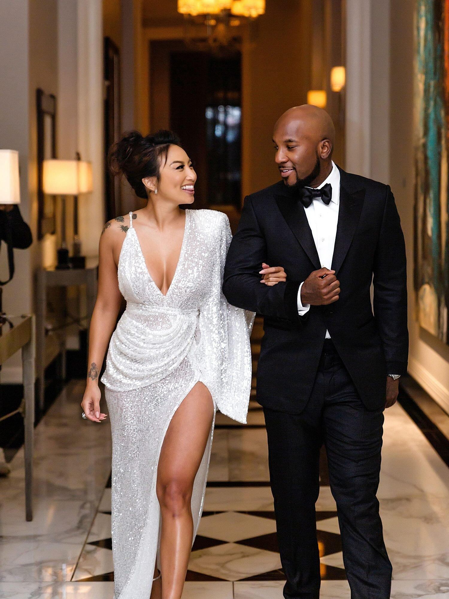 Jeannie Mai and Jeezy Are Officially Dating   PEOPLE.com