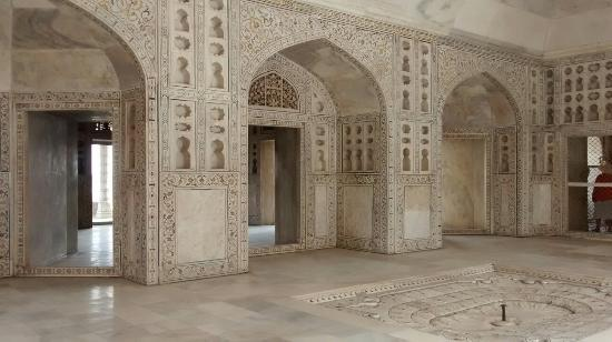Facts of Agra Fort