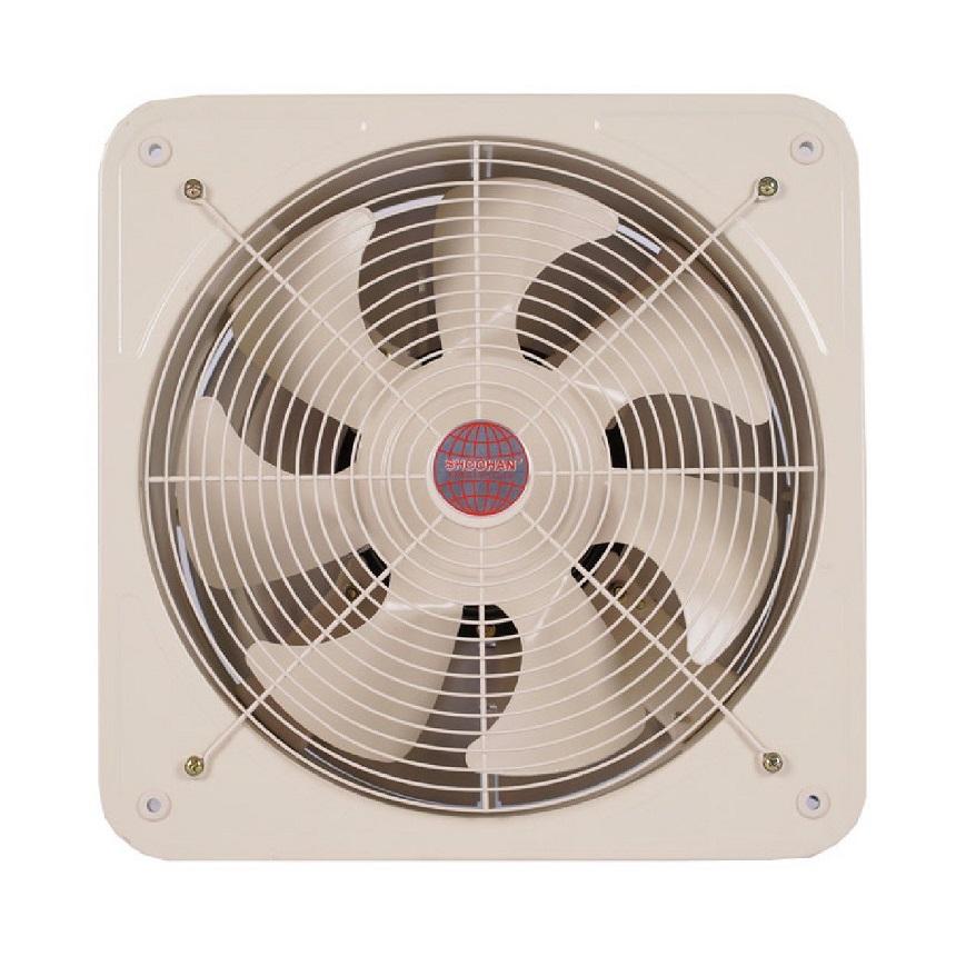 Quạt thông gió chỉ làm nhiệt độ hạ thấp xuống 5 độ và không giúp lưu thông không khí
