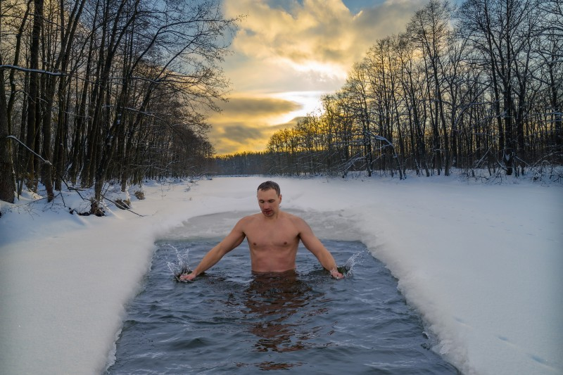 The Power of Cold Therapy