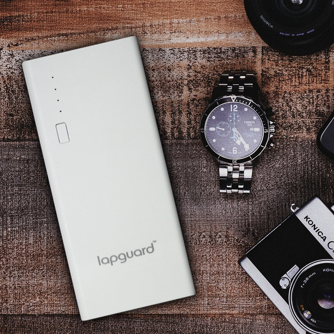 Lapguard 10400 MAh Lithium Ion Power Bank