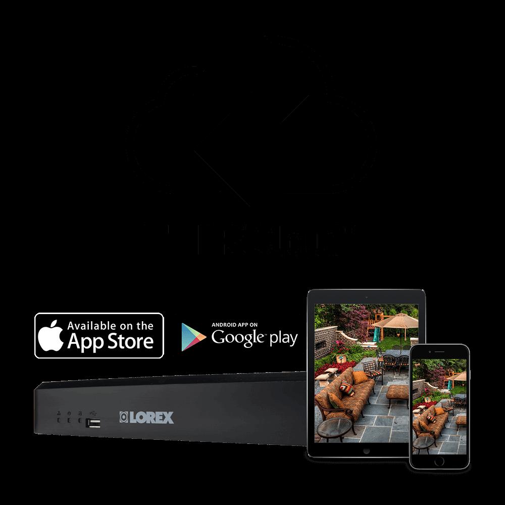 FLIR Cloud connectivity