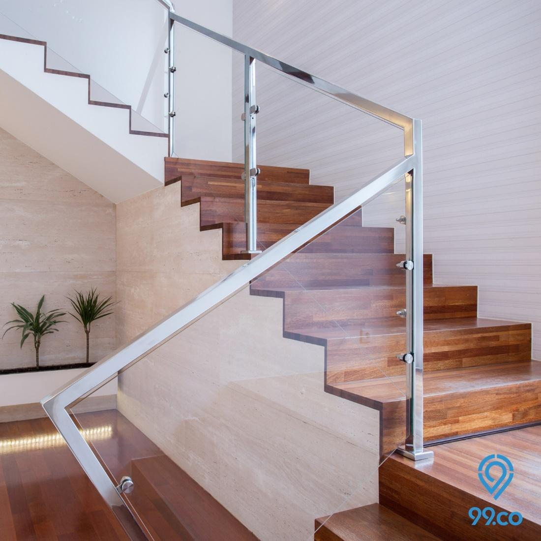 Membuat Railing Untuk Tangga Kumpulan Artikel Tips Arsitektur