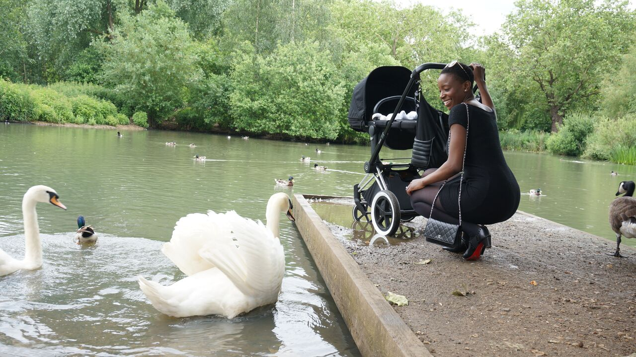 London: Spotlight on Barnes #CybexInTheCity Barnes Pond
