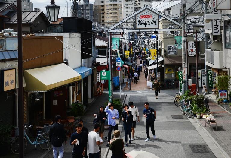 cosas que ver en Tokio