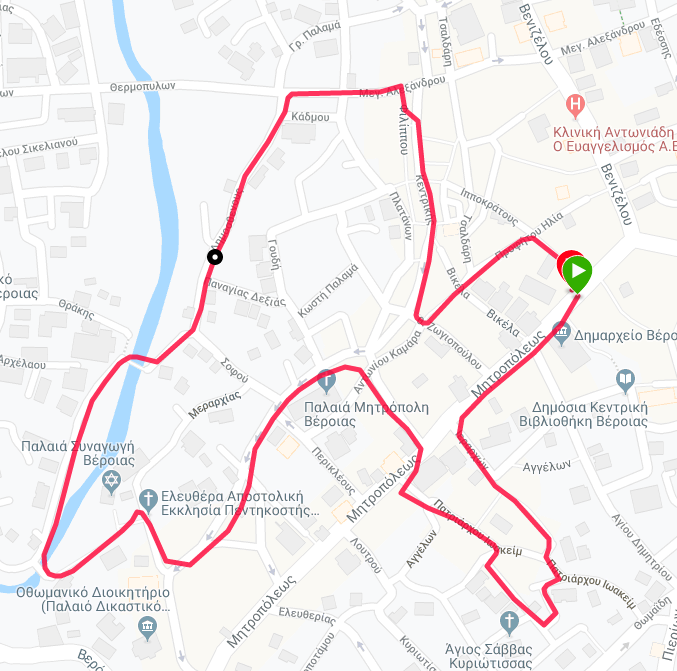 G:\8ος Φιλίππειος δρομος 2019\ΧΑΡΤΕΣ\City trail 4.4km - χαρτης.png