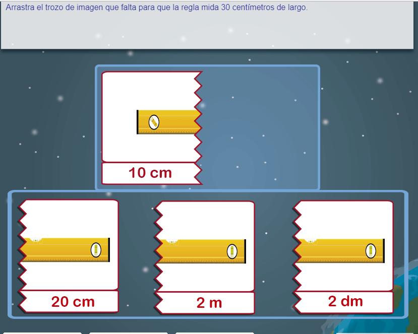 unidades de medida para niños de primaria