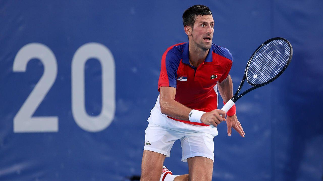Tennis: Ça passe pour Djokovic et Zverev, Murray éliminé en double -  MadeInTennis.fr