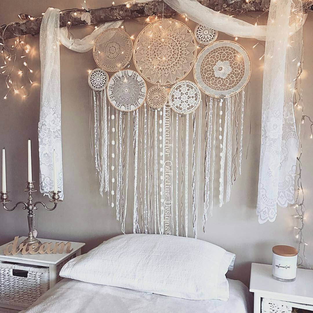 Inspire Good Vibes with a DIY Dreamcatcher