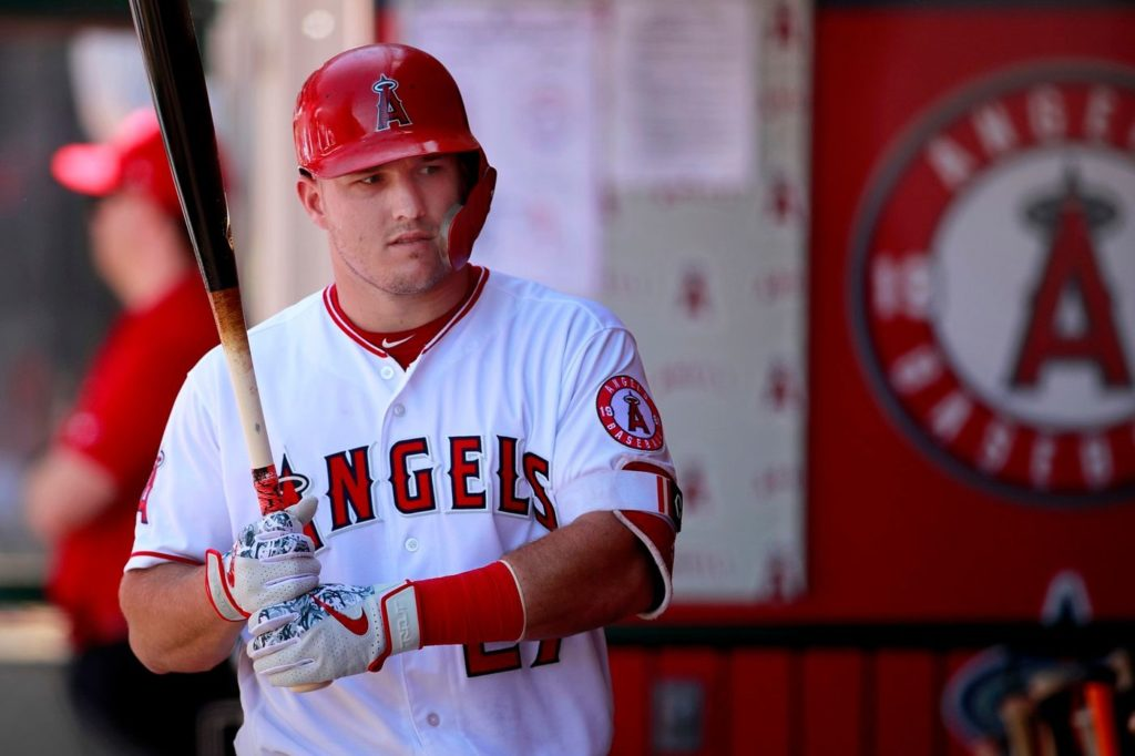 Angels OF Mike Trout