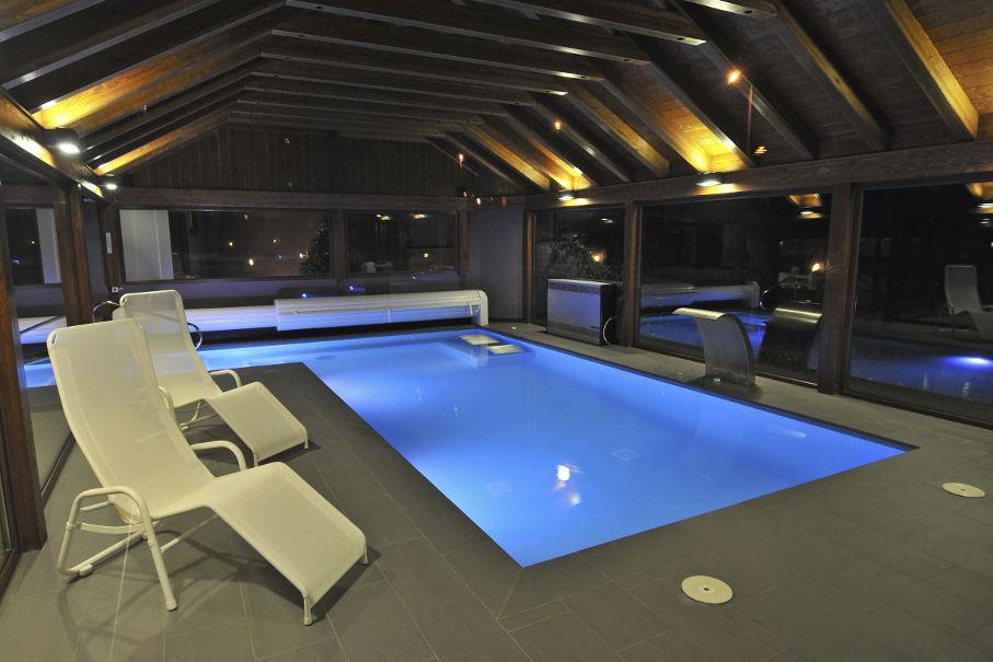 Spa del Hotel Pessets 4*
