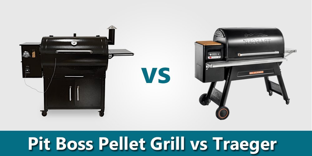 Compare pit boss vs traeger