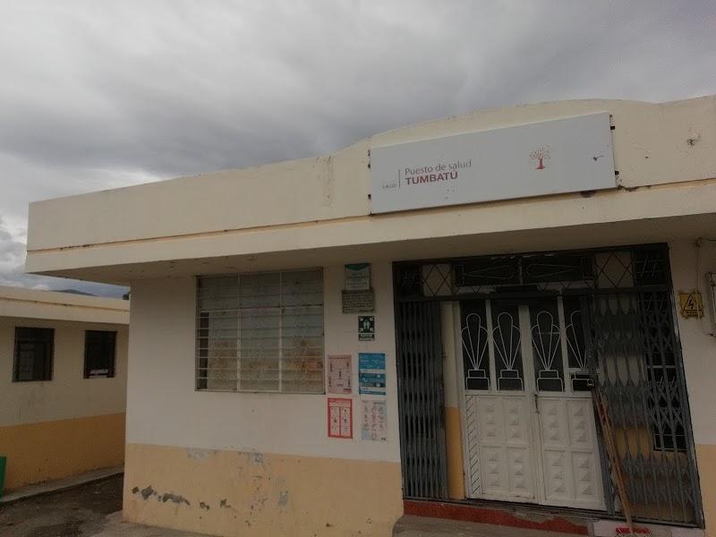 centro de salud Tumbatú