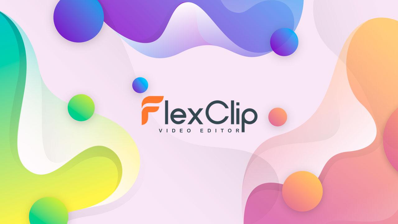 FlexClip cho phép người dùng có thể sáng tạo intro video với chất lượng HD