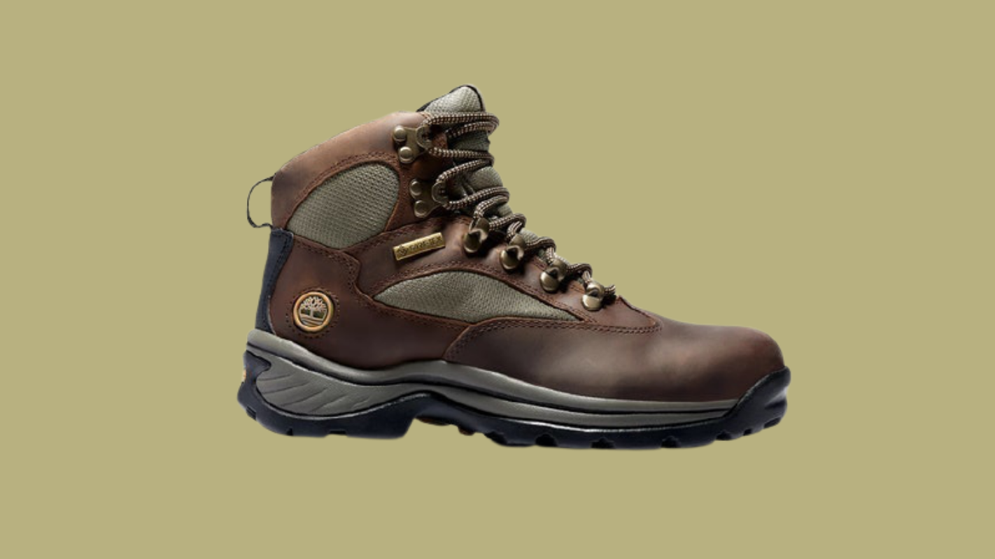 6. Timberland Women's Chocorua Trail Mid Waterproof Hiking Boots รองเท้าเดินป่าผู้หญิง
