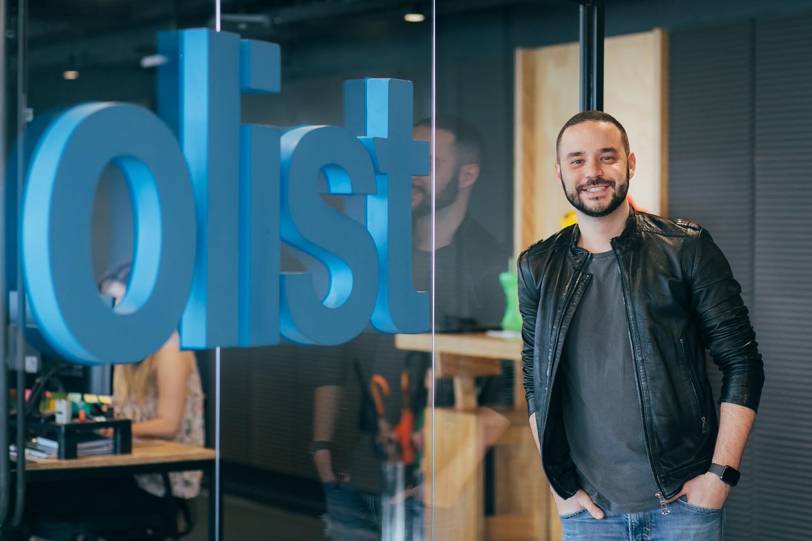 Tiago Dalvi, fundador e CEO do Olist.   Foto: Julia Yazbek (Endeavor Brazil)
