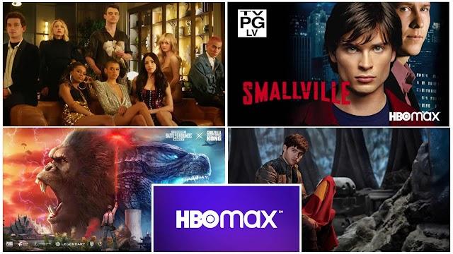 O que chega está semana na HBOMAX (12 a 18 de Julho)