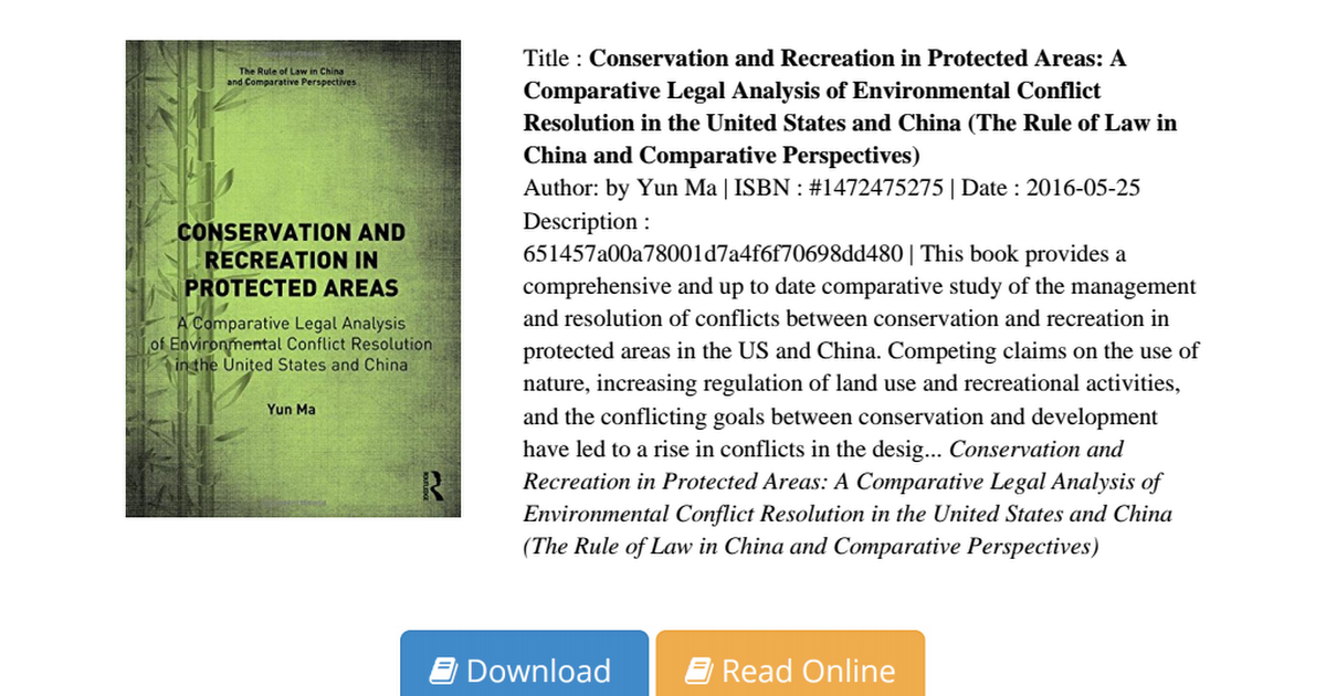 the rise of privatization of protected areas essay Prison privatization is an emerging trend and there is not a great deal of long-term data on its' effectiveness some early data has shown modest savings for states using privatization the data is limited in scope, not always independent in nature, and far from being long-term.