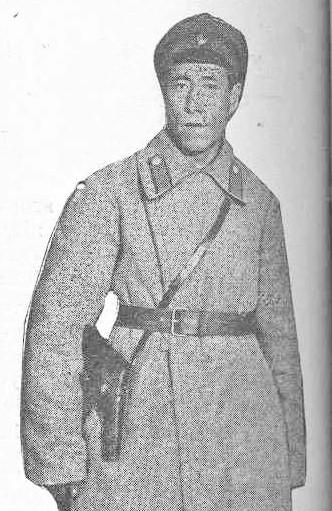 Молодший міліціонер Лю-Дажан. Фото 1928 року
