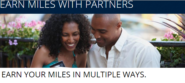 Earn with Delta's partners