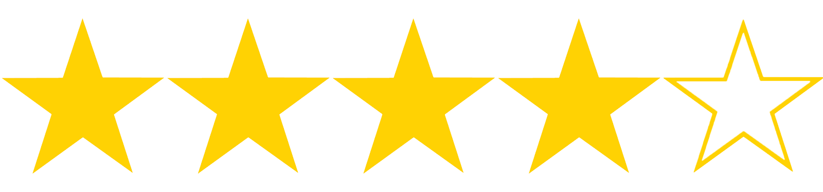 Image result for 4 star