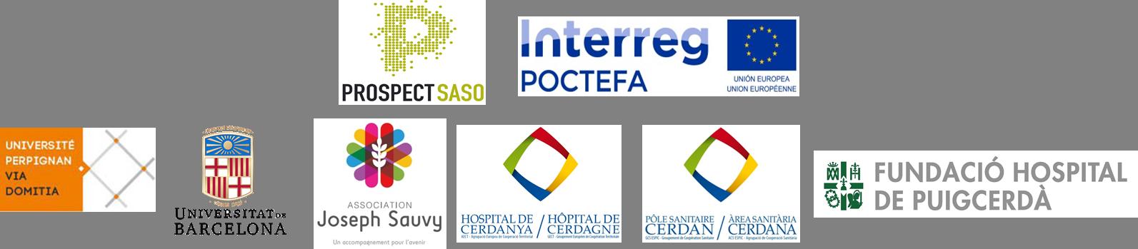 Amb la col·laboració de l'ARS Occitanie, el CatSalut i l'Ajuntament de Puigcerdà    /   Avec la colaboration de l'ARS Occitanie, le CatSalut et la mairie de Puigcerdà