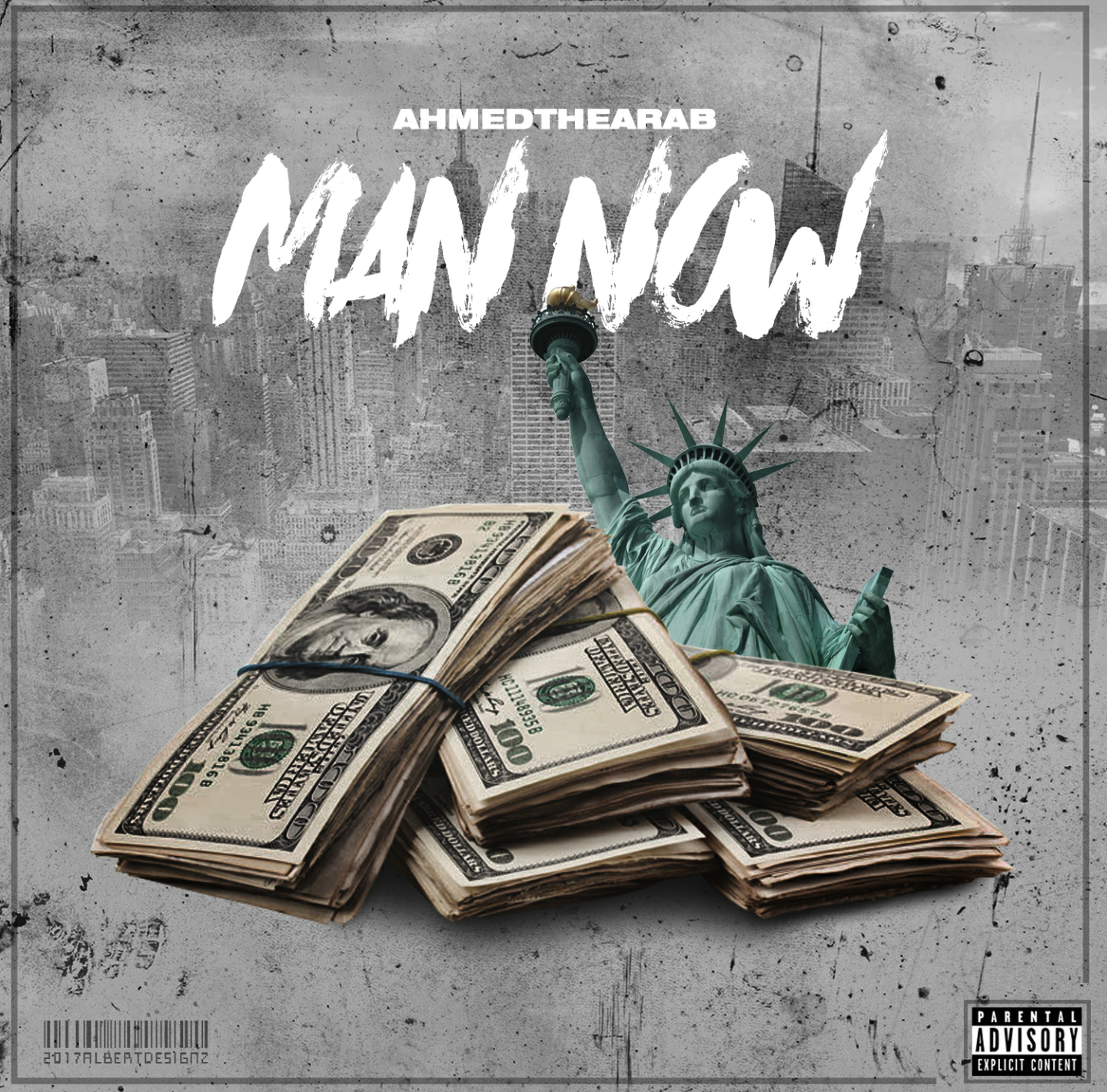 "AhmedtheArab (therealahmedthearab) Dropped the Visuals for ""Man Now"""