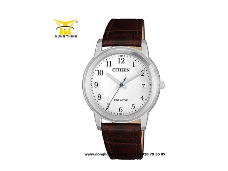 Chiếc đồng hồ Citizen Eco drive nữ dây da này có giá 4.700.000 vnd trên thị trường