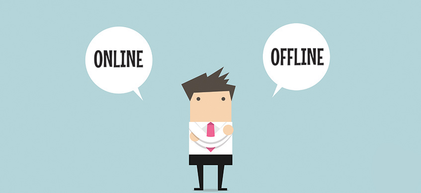 How to Choose between offline vs online course