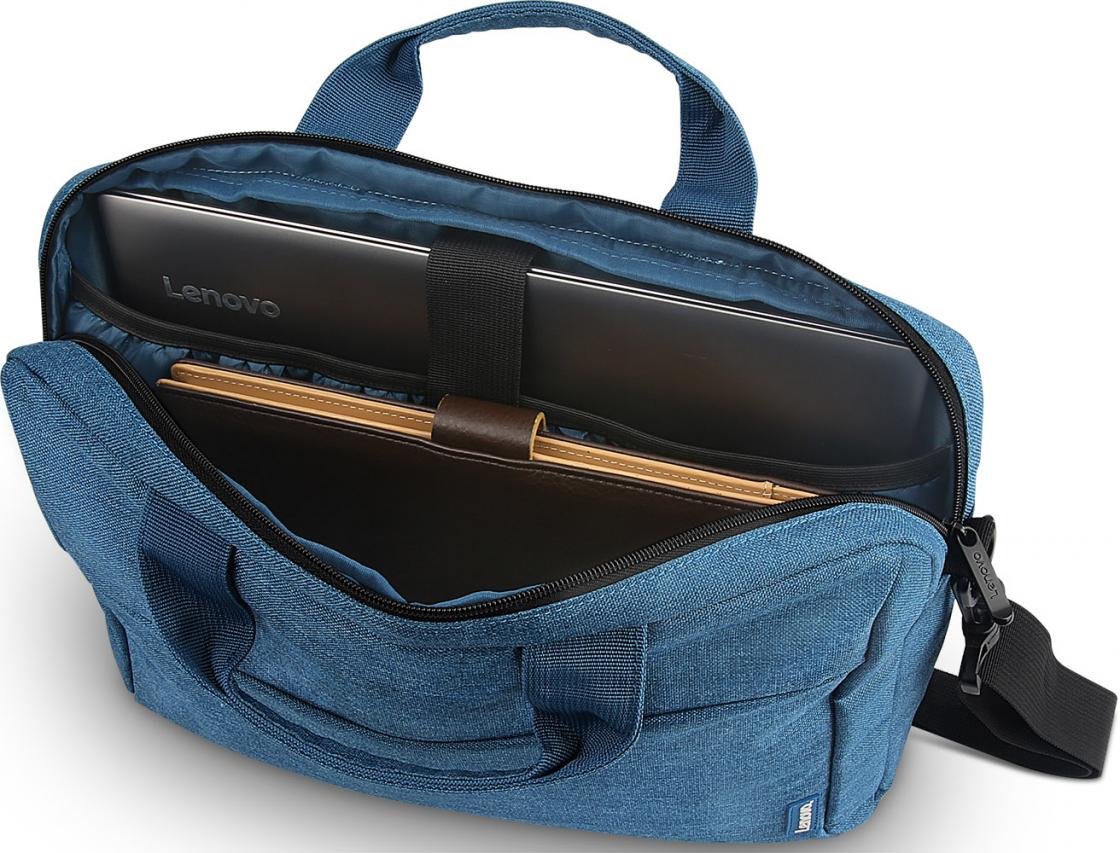 Фото 2. Сумка Lenovo Casual Toploader T210 Blue (GX40Q17230)