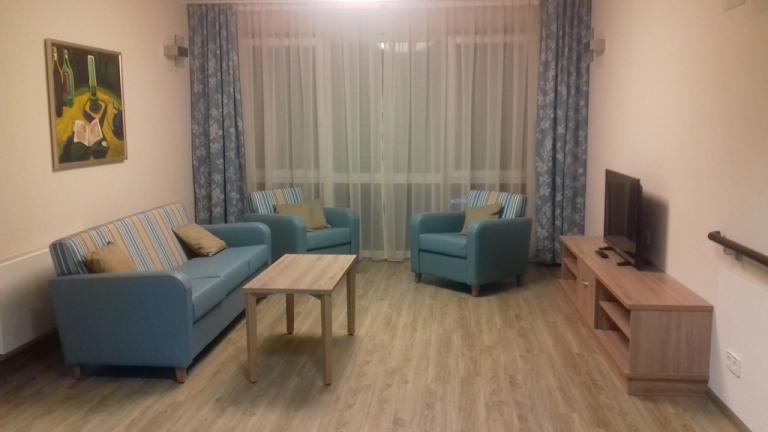 Phòng ở tại Tập đoàn Azurit