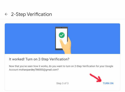 two-factor authentication in hindi
