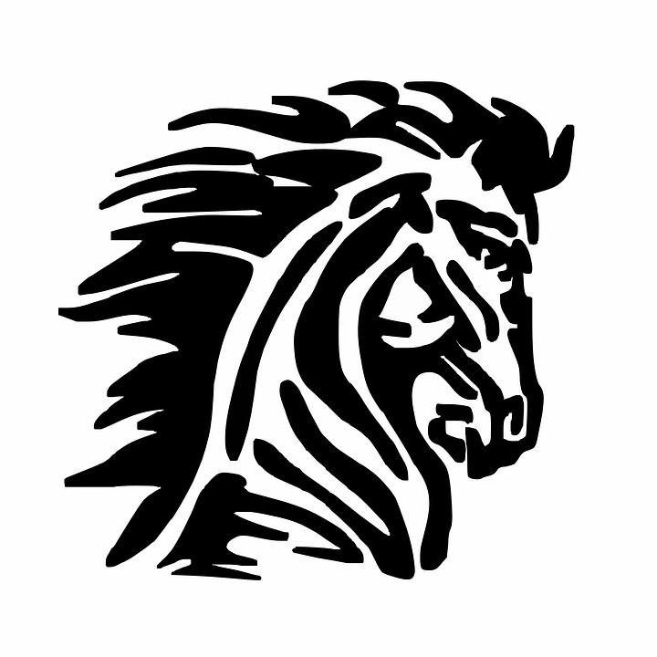 Free vector graphic: Mustang, Horse, Logo, Animal - Free Image on ...