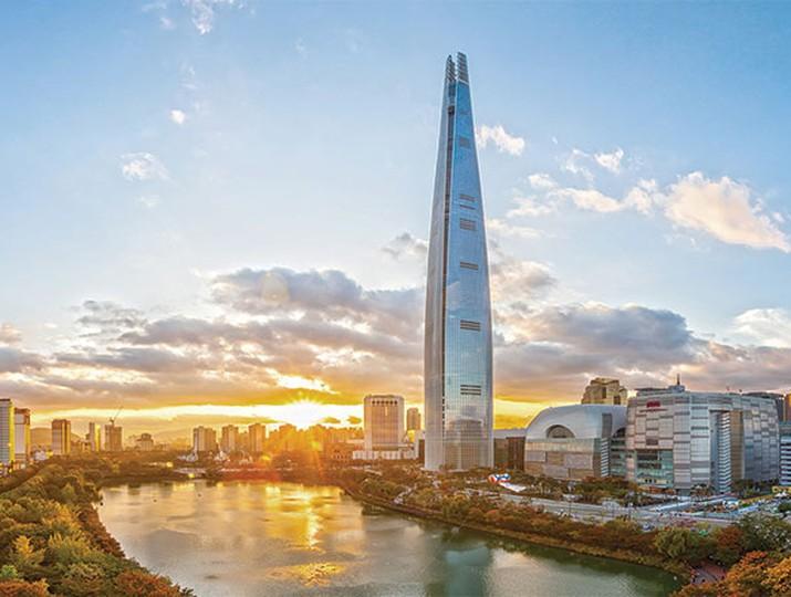 Một trong những địa điểm du lịch hấp dẫn nhất tại Hàn Quốc