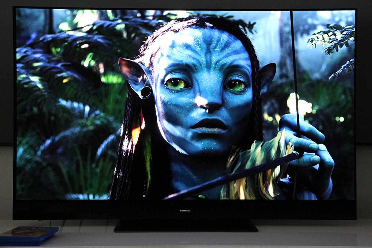 Choisir Sa Tv En Fonction De La Distance test : panasonic tx-55gz2000 - le blog de son-vidéo