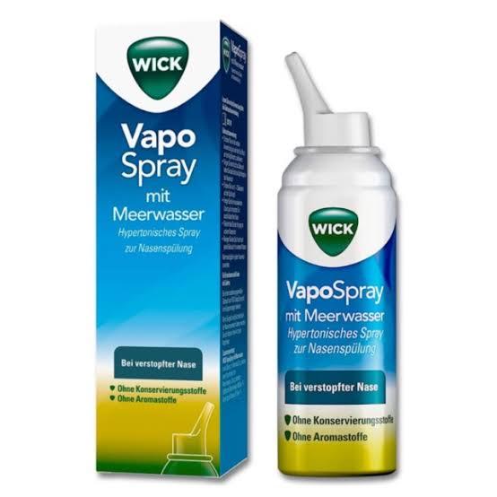 1. Wick Vapo Spray