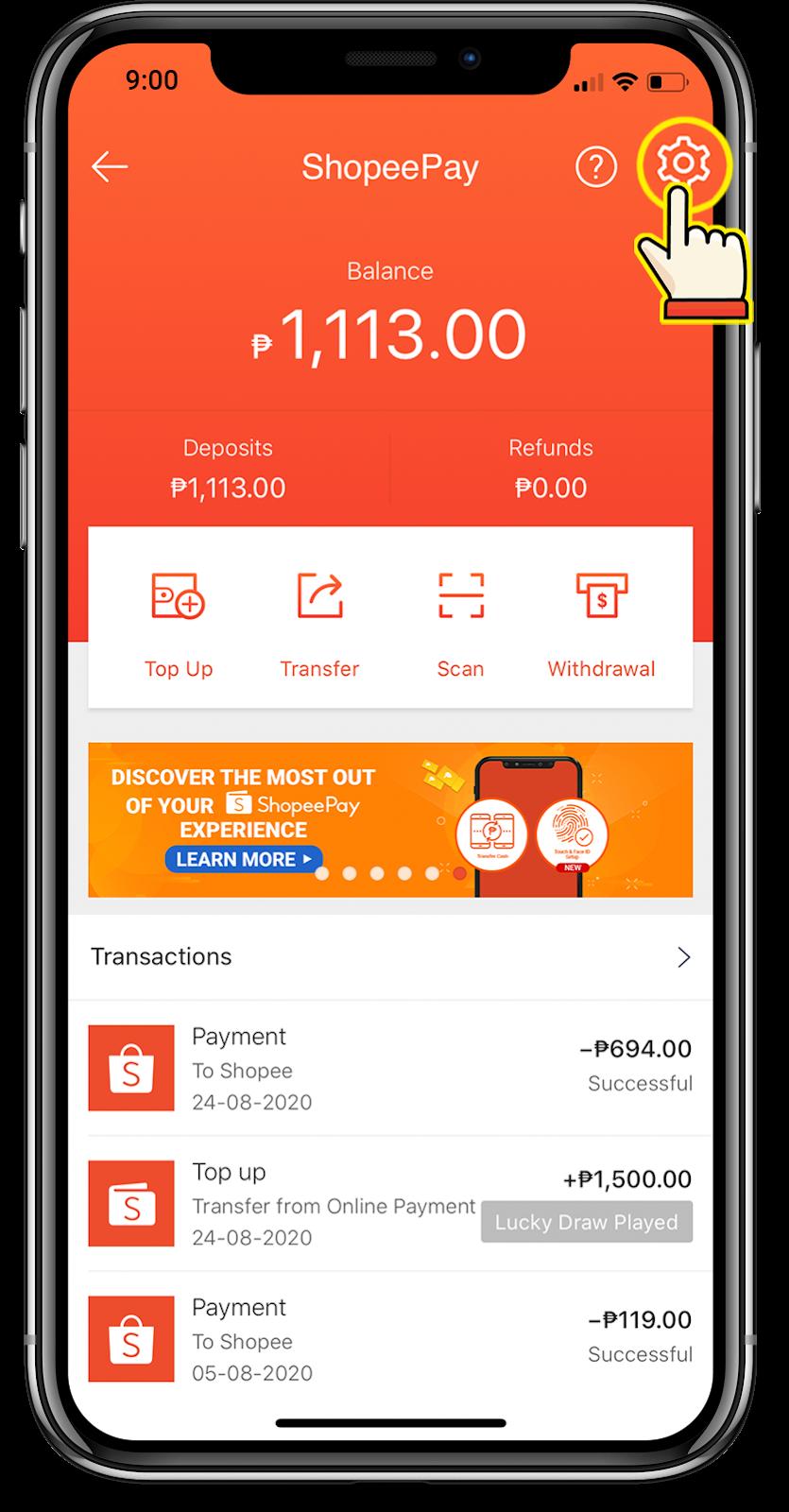 生活攻略-我忘记了我的ShopeePay PIN码。如何重置?-菲律宾中文网(2)