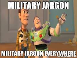 Military jargon in 10 amazing memes