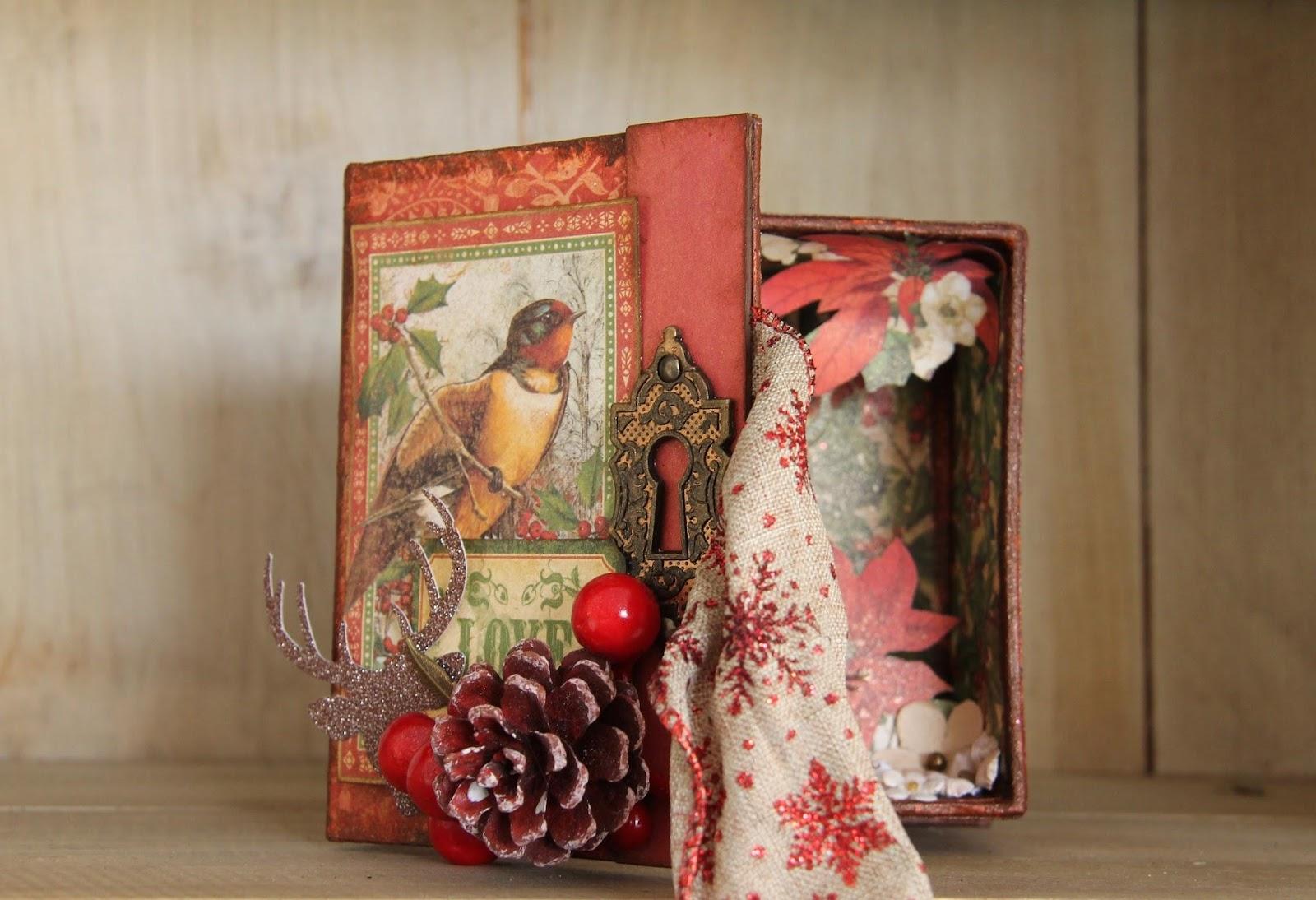Winter Wonderland Book Box by Marina Blaukitchen Product by Graphic 45 photo 3.jpg