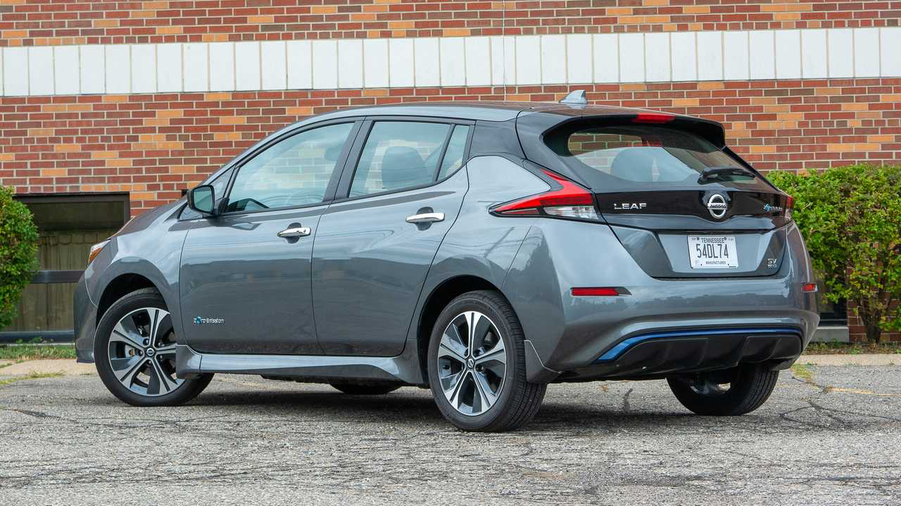 nissan leaf pros and cons