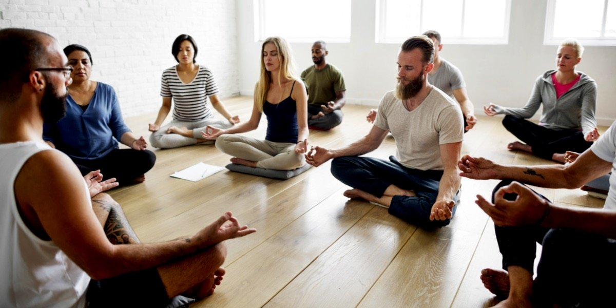 yoga meditation classes