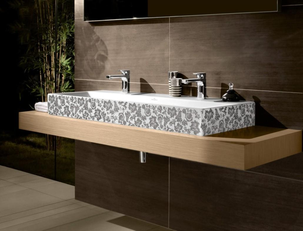 современный дизайн ванной комнаты 2019