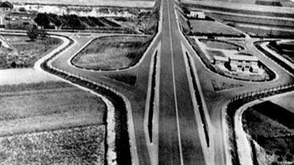 Немецкий автобан и нацистское мифотворчество | История | DW ...