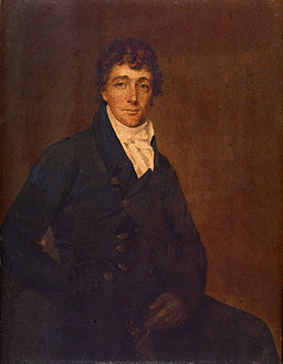 Portrait of Francis Scott Key