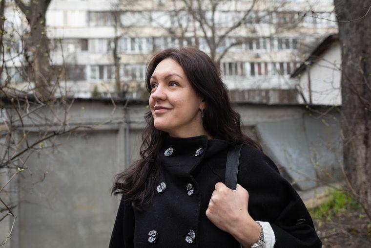 «Очень часто за тяжелыми диагнозами врачи не видят в пациенте человека, а людям с тяжелыми диагнозами важно человеческое отношение», Киев, 17 марта 2020 года