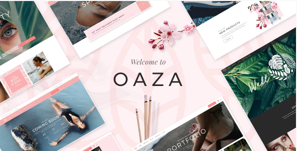 oaza theme