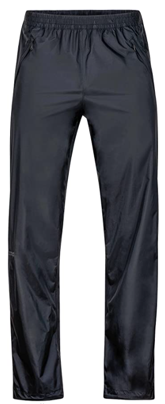 fully zippered skiing pants