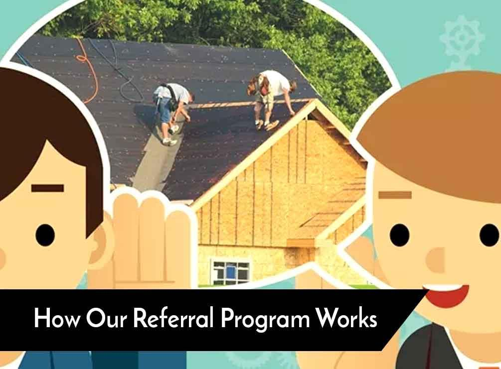 Referral Program Works
